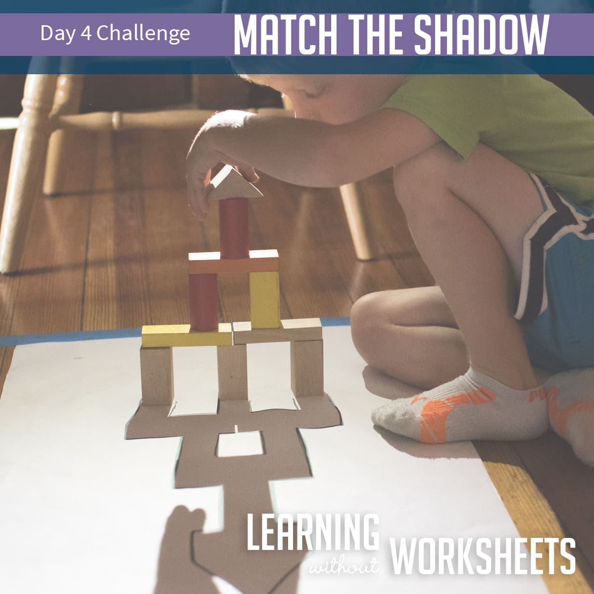 Learning Without Worksheets: Day 4!