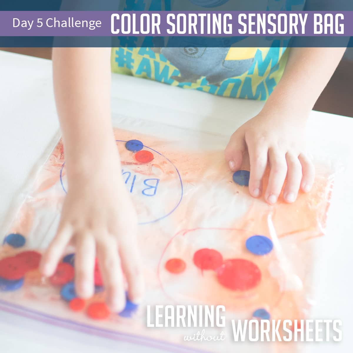 Learning Without Worksheets: Day 5!