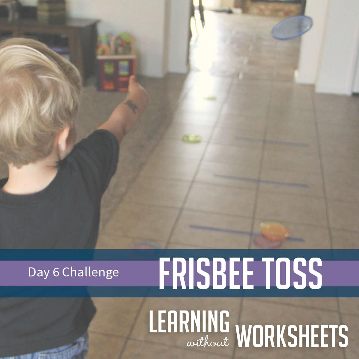 Learning Without Worksheets: Day 6!